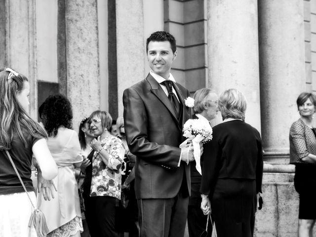 Il matrimonio di ROBERTO e ERIKA a Pavone del Mella, Brescia 21