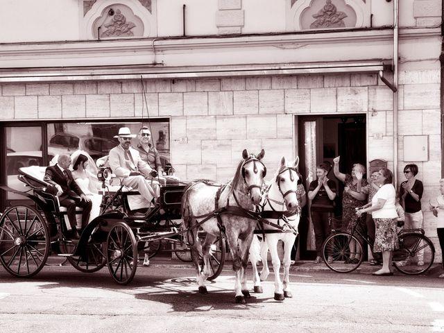 Il matrimonio di ROBERTO e ERIKA a Pavone del Mella, Brescia 22