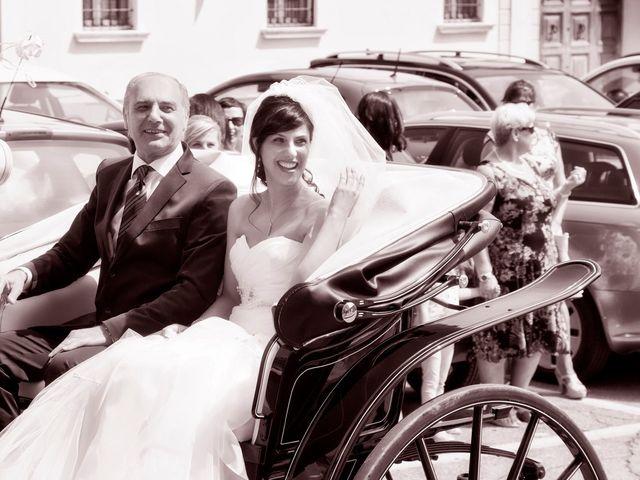 Il matrimonio di ROBERTO e ERIKA a Pavone del Mella, Brescia 23