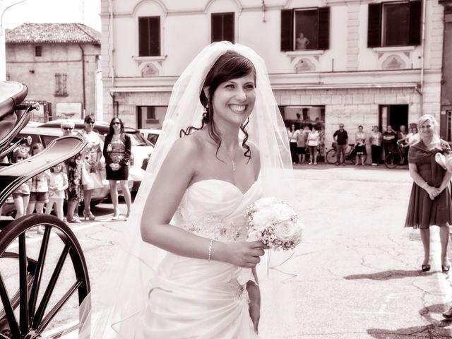 Il matrimonio di ROBERTO e ERIKA a Pavone del Mella, Brescia 24