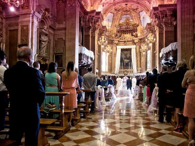 Il matrimonio di ROBERTO e ERIKA a Pavone del Mella, Brescia 25