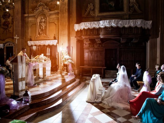 Il matrimonio di ROBERTO e ERIKA a Pavone del Mella, Brescia 27
