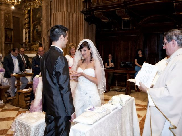 Il matrimonio di ROBERTO e ERIKA a Pavone del Mella, Brescia 31