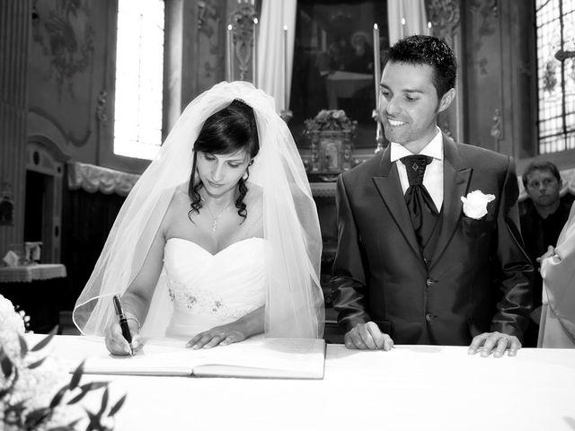 Il matrimonio di ROBERTO e ERIKA a Pavone del Mella, Brescia 33
