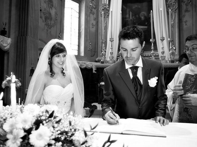 Il matrimonio di ROBERTO e ERIKA a Pavone del Mella, Brescia 34