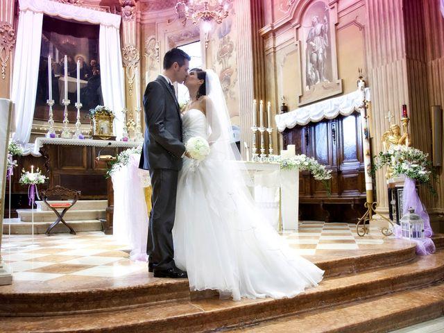 Il matrimonio di ROBERTO e ERIKA a Pavone del Mella, Brescia 36