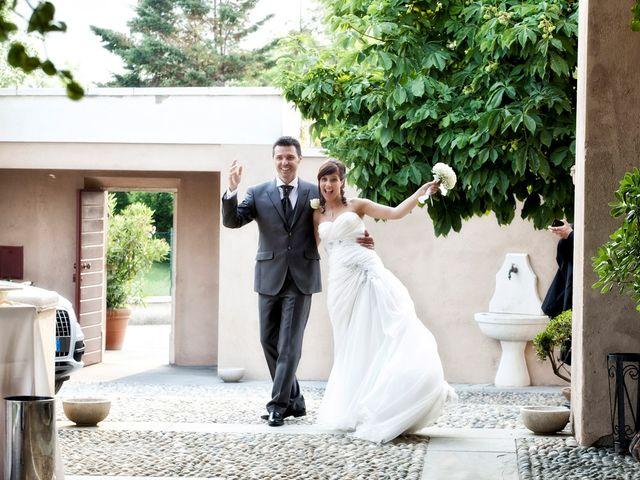 Il matrimonio di ROBERTO e ERIKA a Pavone del Mella, Brescia 41