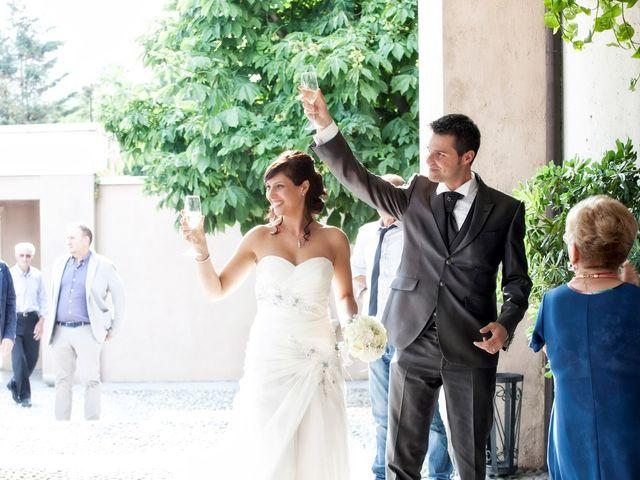 Il matrimonio di ROBERTO e ERIKA a Pavone del Mella, Brescia 42