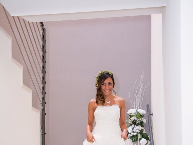 Il matrimonio di Daniele e Giuliana a Monzambano, Mantova 9
