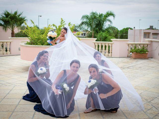 Il matrimonio di Fabio e Margherita a Corsano, Lecce 7