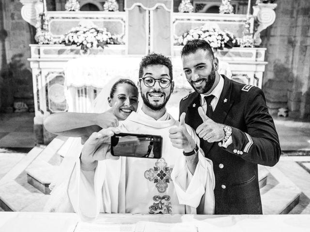 Il matrimonio di Fabio e Margherita a Corsano, Lecce 1