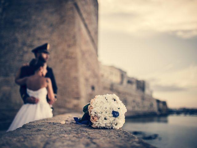 Il matrimonio di Fabio e Margherita a Corsano, Lecce 14