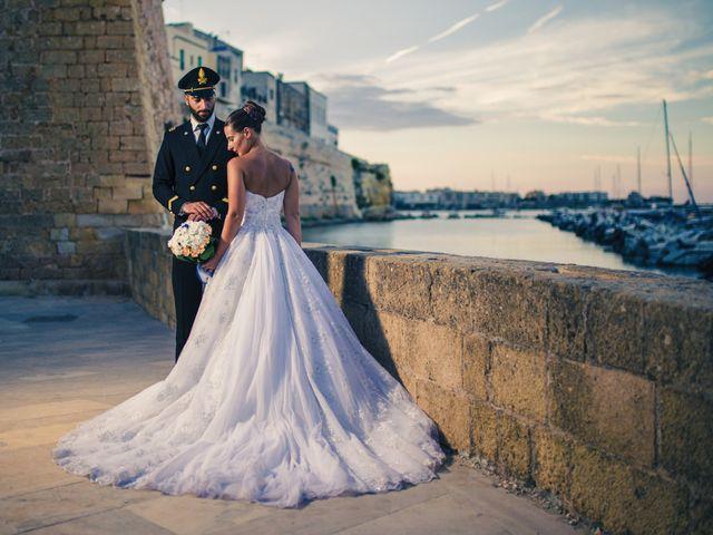 Il matrimonio di Fabio e Margherita a Corsano, Lecce 16