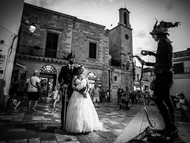 Il matrimonio di Fabio e Margherita a Corsano, Lecce 18