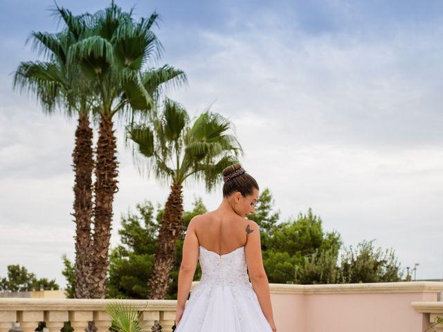 Il matrimonio di Fabio e Margherita a Corsano, Lecce 36