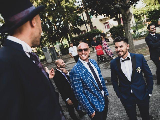 Il matrimonio di Manuel e Marzia a Este, Padova 3