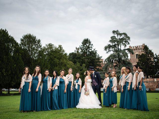 Il matrimonio di Manuel e Marzia a Este, Padova 12