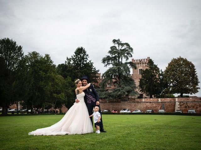 Il matrimonio di Manuel e Marzia a Este, Padova 13
