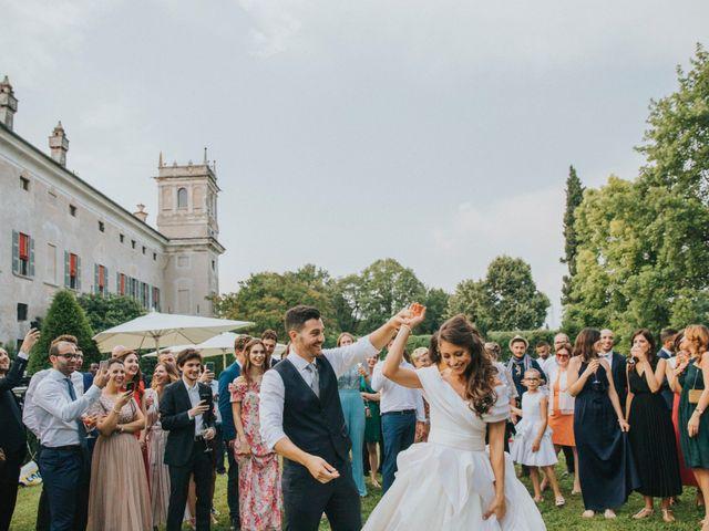 Le nozze di Ester e Michele