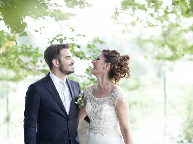 le nozze di Selvi e Riccardo