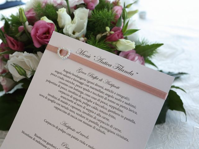 Il matrimonio di Sebastiano e Katia a Capri Leone, Messina 1