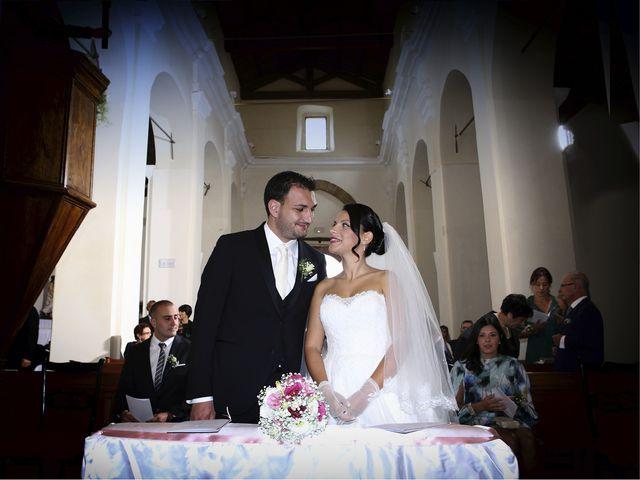 Il matrimonio di Sebastiano e Katia a Capri Leone, Messina 4