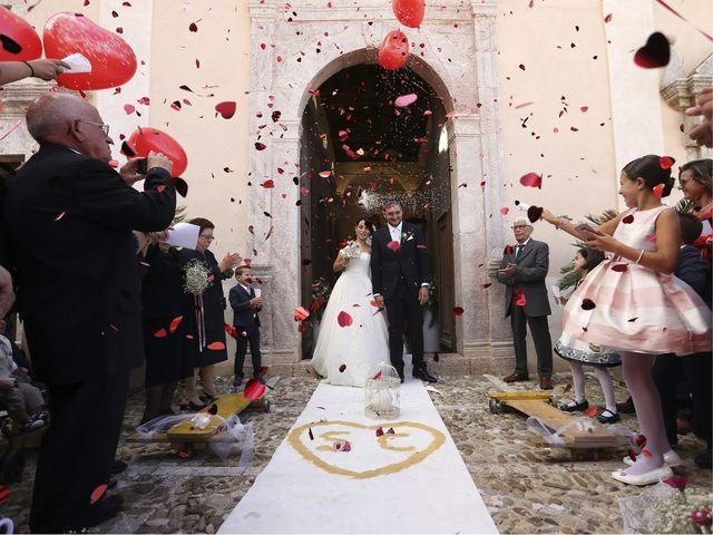 Il matrimonio di Sebastiano e Katia a Capri Leone, Messina 5