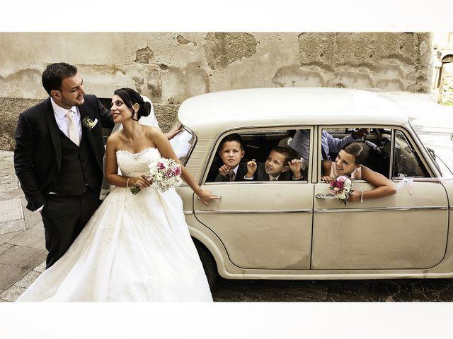 Il matrimonio di Sebastiano e Katia a Capri Leone, Messina 6