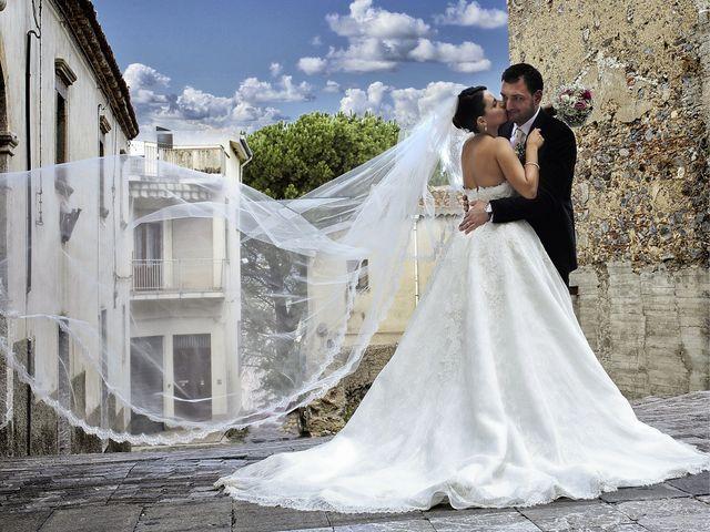 Il matrimonio di Sebastiano e Katia a Capri Leone, Messina 7