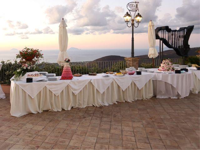 Il matrimonio di Sebastiano e Katia a Capri Leone, Messina 10