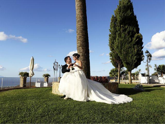 Il matrimonio di Sebastiano e Katia a Capri Leone, Messina 15