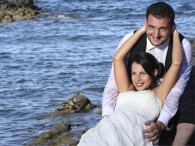 Il matrimonio di Sebastiano e Katia a Capri Leone, Messina 16