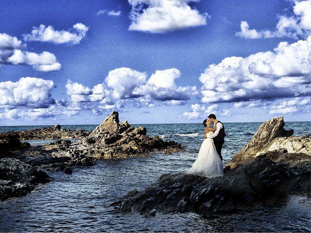 Il matrimonio di Sebastiano e Katia a Capri Leone, Messina 17