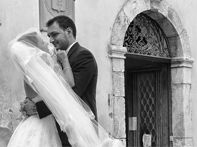 Il matrimonio di Sebastiano e Katia a Capri Leone, Messina 19