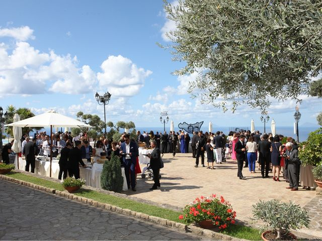 Il matrimonio di Sebastiano e Katia a Capri Leone, Messina 20