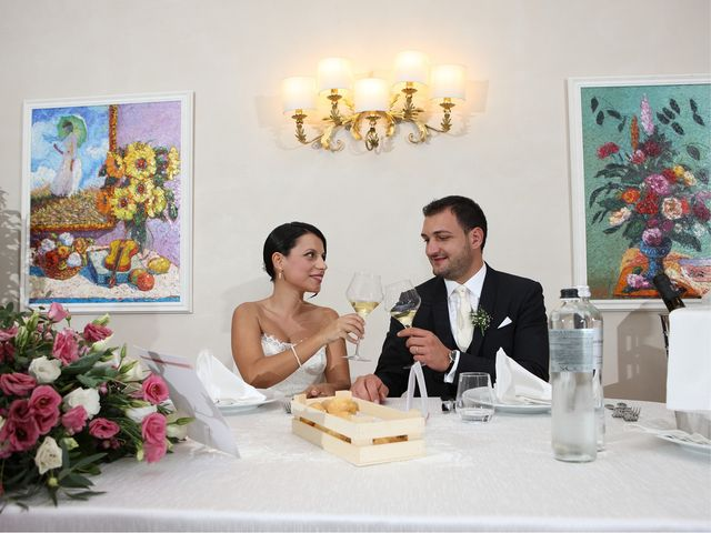 Il matrimonio di Sebastiano e Katia a Capri Leone, Messina 24