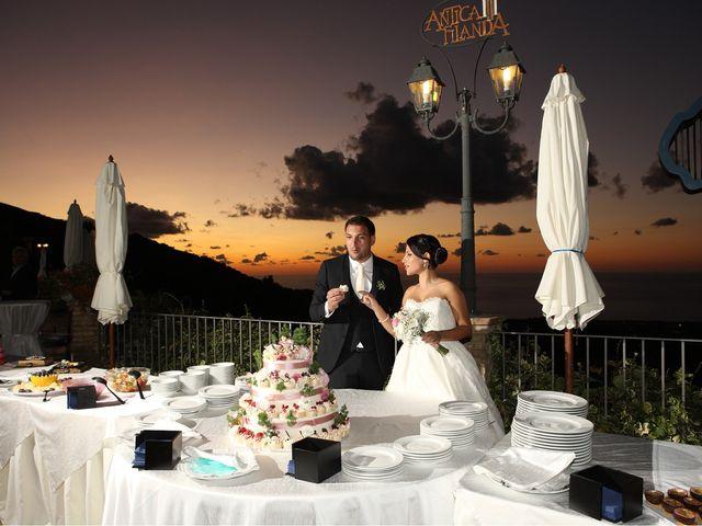 Il matrimonio di Sebastiano e Katia a Capri Leone, Messina 25