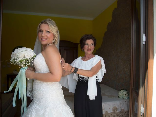 Il matrimonio di Vincenzo e Vanessa a Trapani, Trapani 8