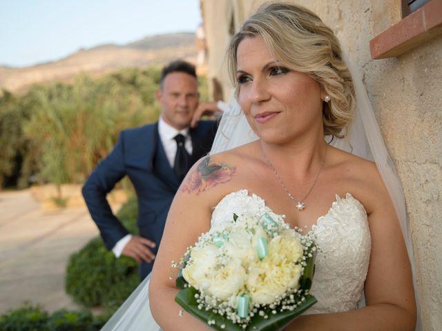 Il matrimonio di Vincenzo e Vanessa a Trapani, Trapani 29