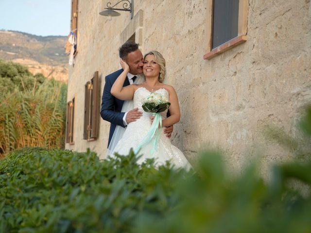 Il matrimonio di Vincenzo e Vanessa a Trapani, Trapani 31