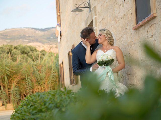 Il matrimonio di Vincenzo e Vanessa a Trapani, Trapani 32