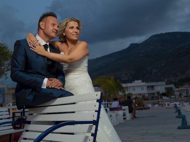 Il matrimonio di Vincenzo e Vanessa a Trapani, Trapani 37
