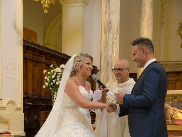 Il matrimonio di Vincenzo e Vanessa a Trapani, Trapani 47