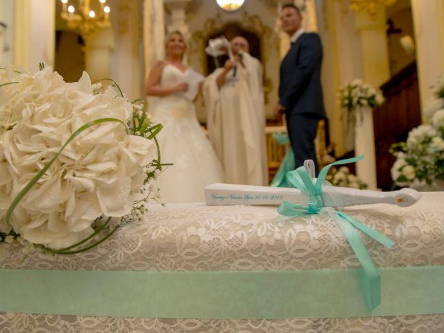 Il matrimonio di Vincenzo e Vanessa a Trapani, Trapani 48