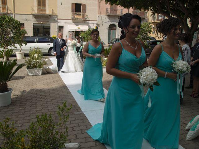 Il matrimonio di Vincenzo e Vanessa a Trapani, Trapani 49