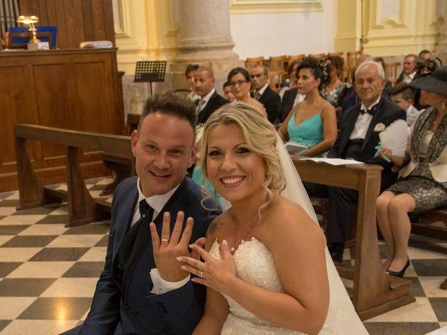 Il matrimonio di Vincenzo e Vanessa a Trapani, Trapani 50