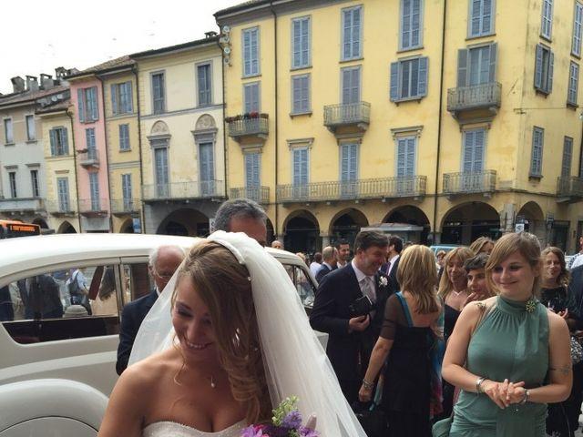 Il matrimonio di Francesco  e Silvia a Lodi, Lodi 4