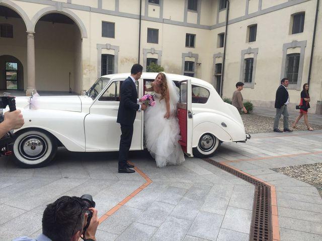 Il matrimonio di Francesco  e Silvia a Lodi, Lodi 9
