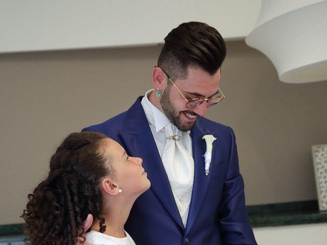 Il matrimonio di Victor e Serena a San Giovanni in Fiore, Cosenza 18