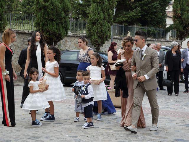 Il matrimonio di Victor e Serena a San Giovanni in Fiore, Cosenza 30